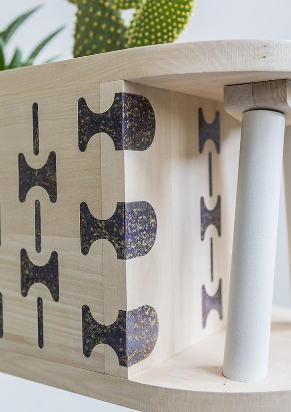 camille ravanel marqueterie jardinière detail design ensad 4